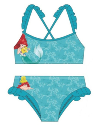 Disney Princess Ariël Bikini - Blauwe Rushes