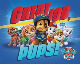 Paw Patrol Great Job - Mini Poster