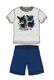 Bing Konijn Shortama - Grijs/Blauw