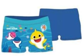 Baby Shark Zwembroek - Donker Blauw