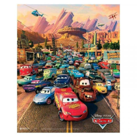 Disney Cars - Mini Poster