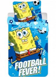 SpongeBob Baby Dekbedovertrek 90 x 140 cm