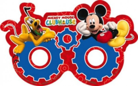 Mickey Mouse Maskers - 6 stuks