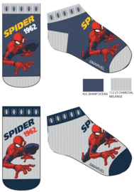 Spiderman Sneakersokken - 1 paar