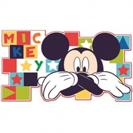 Mickey Mouse Foam Muursticker- Decofun