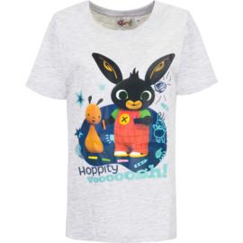 Bing Konijn T-shirt Grijs - Maat 116