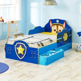 Paw Patrol Chase Bed met Laden - Worlds Apart