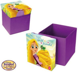 Disney Princess Kruk / Opbergbox / Ottoman - Rapunzel