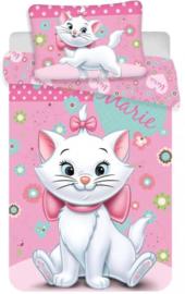 Marie Cat Baby Dekbedovertrek 100 x 135 cm Love - Aristocats
