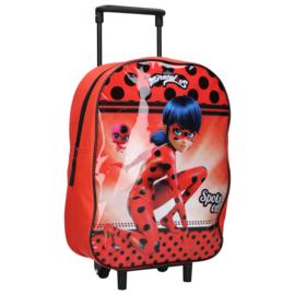 Miraculous Ladybug Trolley Koffer