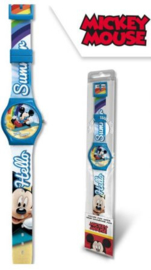 Mickey Mouse Horloge - Analoog