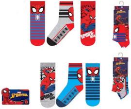 Spiderman Sokken - 3 paar