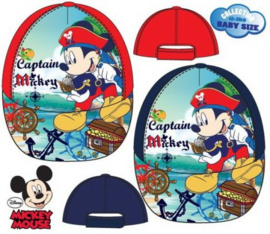 Mickey Mouse Baseball Cap - Maat 48/50