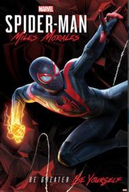 Spiderman Maxi Poster - Miles Morales