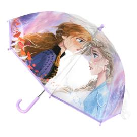 Disney Frozen2 Paraplu - Transparant