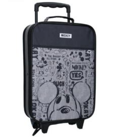 Mickey Mouse Trolley Koffer - Disney