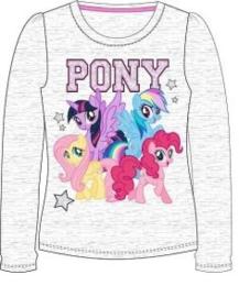 My little Pony Longsleeve Shirt - Licht Grijs