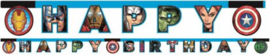Avengers Letterslinger 'Happy Birthday'