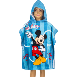 Mickey Mouse Badponcho