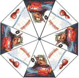 Disney Cars Paraplu - Transparant