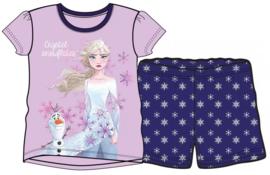 Disney Frozen Shortama - Lila/Paars