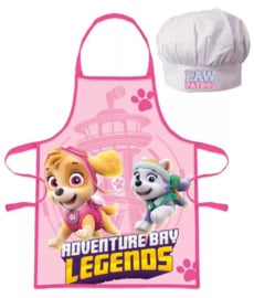 Paw Patrol Keukenschort Roze - Kokskleding
