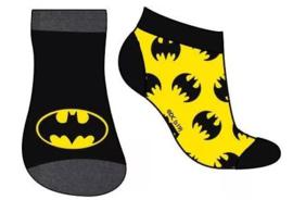 Batman Sokken Geel/Zwart - 2 paar
