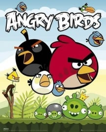 Angry Birds - Mini Poster