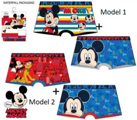 Mickey Mouse Boxershort (set van 2)