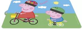 Peppa Pig Placemat - George en Peppa