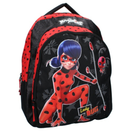 Miraculous Ladybug Rugzak / Schooltas - 45 cm - Disney