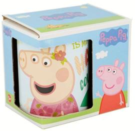 Peppa Pig Mok - Flamingo