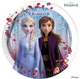 Disney Frozen2 Gebaksbordjes - 8 stuks
