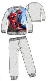 Spiderman Joggingpak - Grijs/Grijs