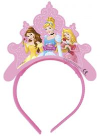 Disney Princess Tiara's - 4 stuks