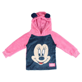Minnie Mouse Hoodie - Fleece