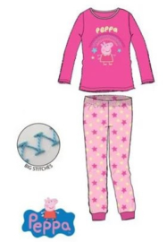 Peppa Pig Fleece Pyjama - Roze/Roze