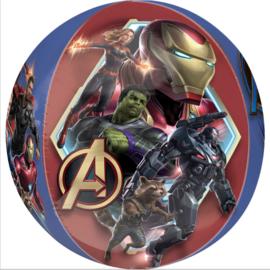 Avengers Folie Helium Ballon - Hervulbaar