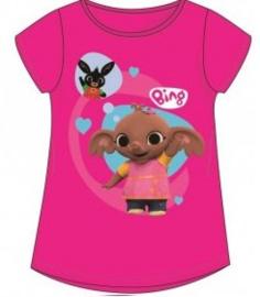Bing Konijn T-shirt Sula - Fuchsia