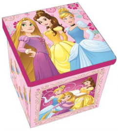 Disney Princess Kruk / Opbergbox / Ottoman