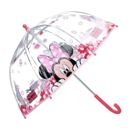 Minnie Mouse Paraplu - Transparant