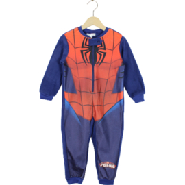 Spiderman Pyjama / Onesie / Jumpsuit - Blauw