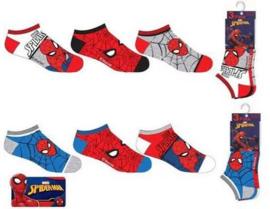 Spiderman Sneakersokken - 3 paar