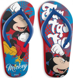 Mickey Mouse Teenslippers - Maat 31 t/m 34