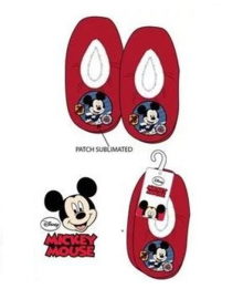 Mickey Mouse Pantoffel Slofjes - Rood