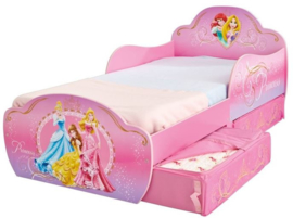 Disney Princess Bed met Laden - WorldsApart