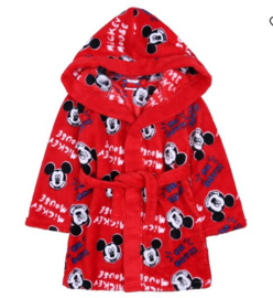 Mickey Mouse Badjas All Over - Disney