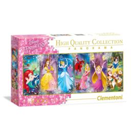 Disney Princess Puzzel Panorama - 1000 stukjes - Clementoni
