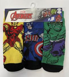 Avengers Sokken Marvel - 3 paar
