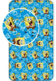SpongeBob Hoeslaken 90x200 cm
